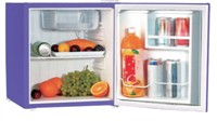 1.7 CU FT REFRIGERATOR- GREY TRIM