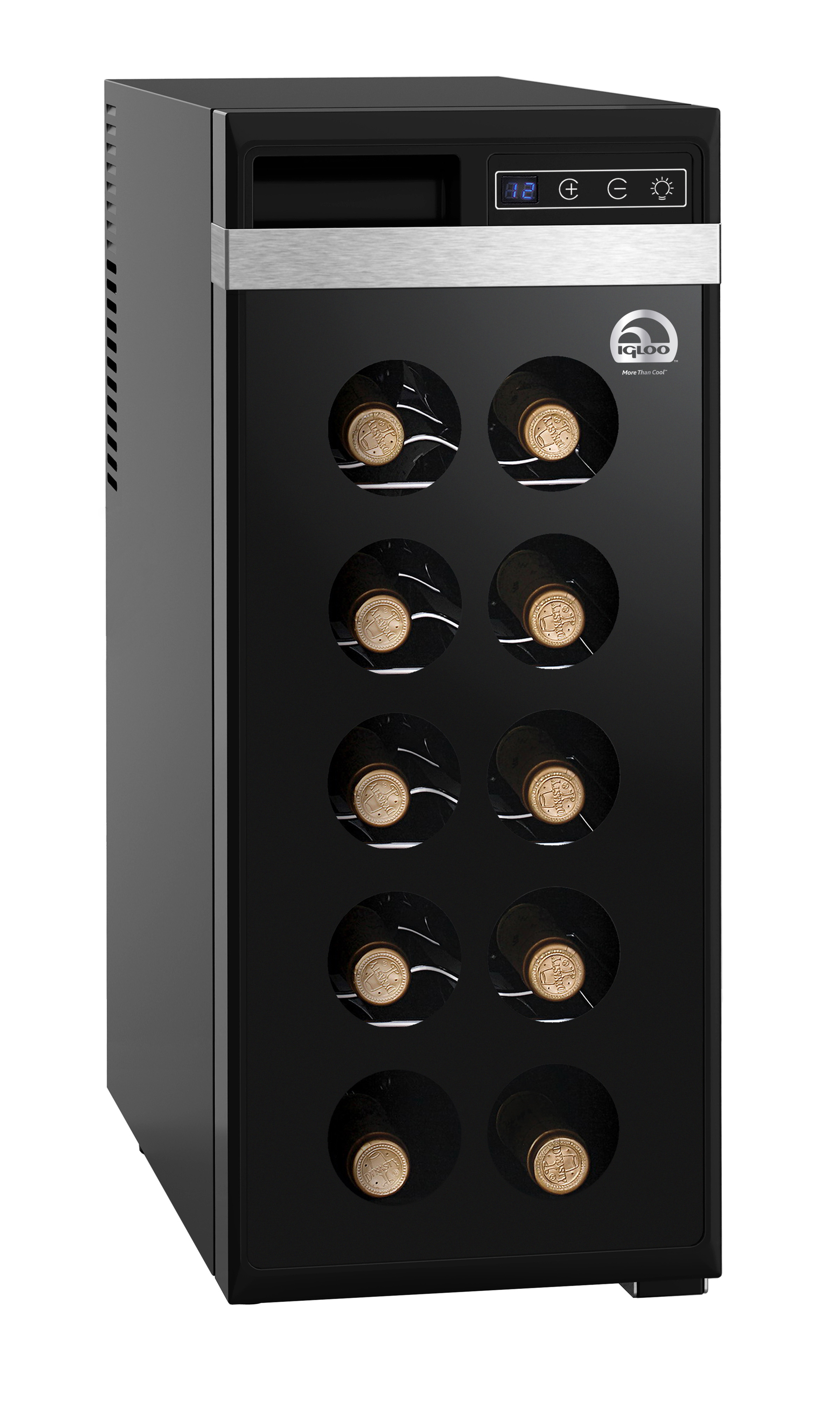 12 BOTTLE WINE COOLER - DIGITAL CONTROLS