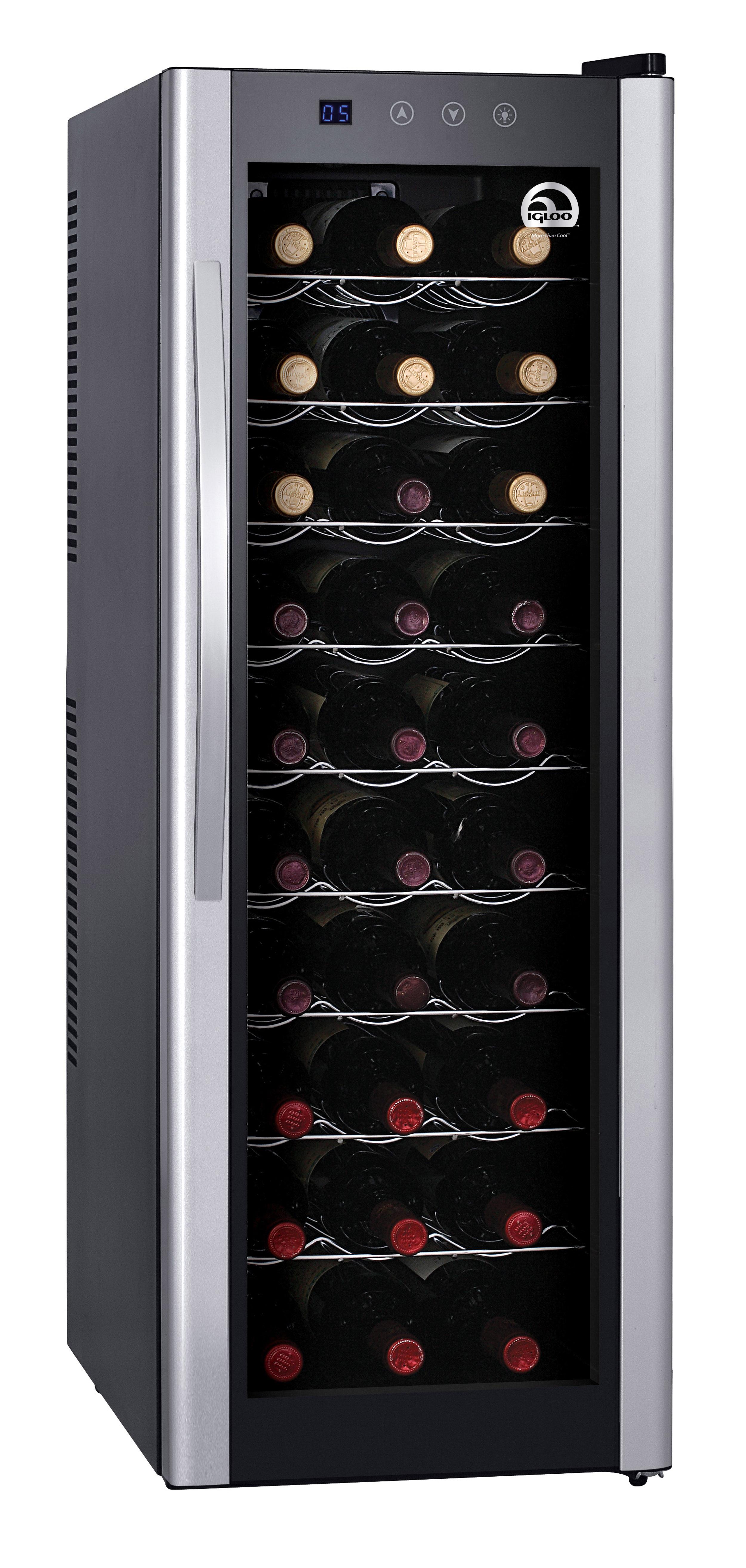 30 BOTTLE WINE COOLER - DIGITAL CONTROLS