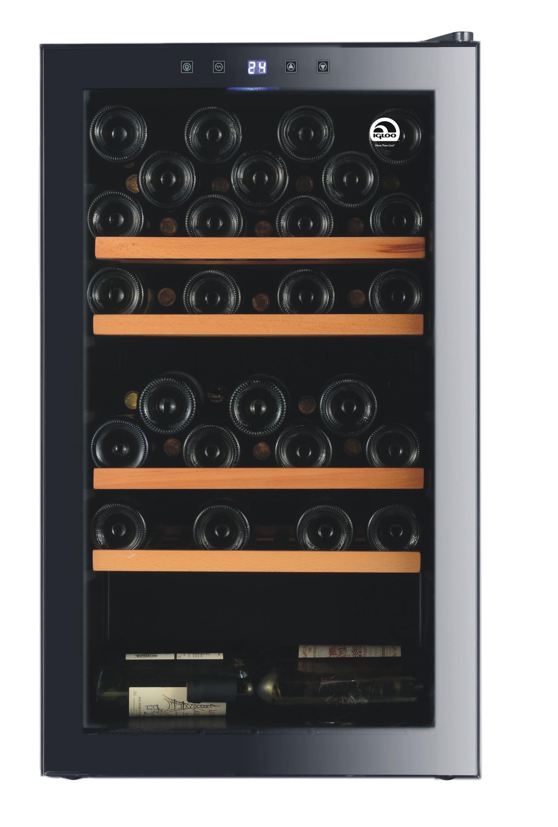 48 COMPRESSOR BOTTLE WINE COOLER